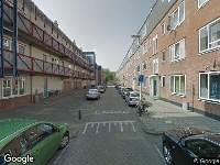 112 melding Ambulance naar Multatulistraat in Rotterdam