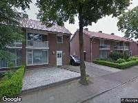 112 melding Ambulance naar Molenberg in Reusel