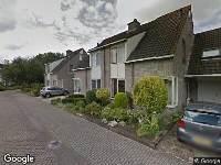112 melding Ambulance naar Roosje Voshoeve in Waddinxveen