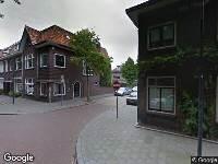112 melding Ambulance naar Speelhuislaan in Breda