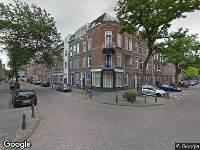 112 melding Ambulance naar Van Heusdestraat in Rotterdam
