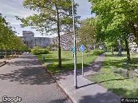 112 melding Ambulance naar Kelloggplaats in Rotterdam