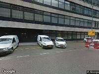 Ambulance naar Kruisstraat in Rotterdam