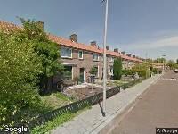 112 melding Brandweer en politie naar Watermuntstraat in Arnhem vanwege waarnemen gaslucht