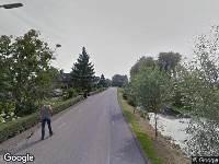 Brandweer naar Lopikerweg oost in Lopikerkapel vanwege gebouwbrand