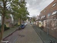 112 melding Ambulance naar Albert van Saksenstraat in Beverwijk