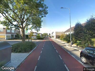 Ambulance naar Noordkade in Waddinxveen