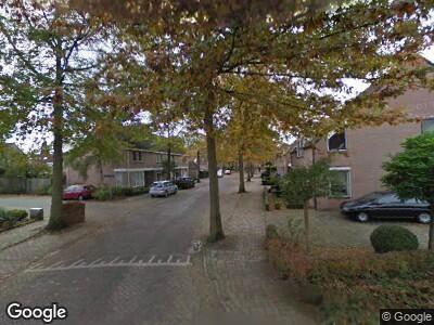 Ambulance naar Componistenlaan in Sint-Oedenrode