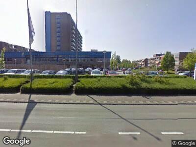 Ambulance naar Haringvlietstraat in Dordrecht