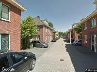 112 melding Ambulance naar Arie Hoospad in Rotterdam