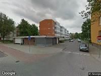 112 melding Ambulance naar P J Troelstralaan in Schiedam