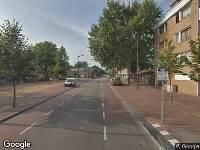 112 melding Brandweer naar Martin Luther Kinglaan in Haarlem vanwege brand