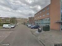 112 melding Ambulance naar Prins Bernhardlaan in Waddinxveen
