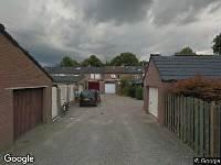 112 melding Besteld ambulance vervoer naar Uiverdonk in Veghel