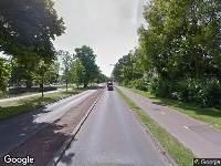 112 melding Politie naar Aalderinkssingel in Almelo vanwege aanrijding met letsel