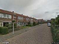 Ambulance naar Banckertstraat in Capelle aan den IJssel