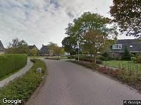 112 melding Ambulance naar De Weed in Lutjebroek