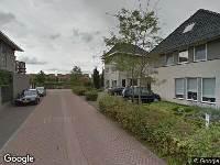 Ambulance naar Turfven in Veghel