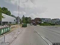 112 melding Politie naar Max Havelaarweg in Hoogvliet Rotterdam vanwege ongeval met letsel