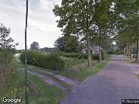 Ambulance naar De Haag in Veghel