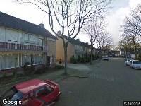 112 melding Ambulance naar Corduwenerstraat in Tilburg