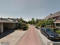 112 melding Ambulance naar De Lange Krag in Reeuwijk