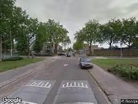 112 melding Ambulance naar Antwerpenstraat in Breda