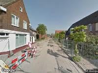 112 melding Ambulance naar Bloemenstraat in Hilvarenbeek