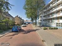 112 melding Ambulance naar Kwartelstraat in Alphen aan den Rijn