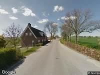 Brandweer naar Bommelskoussedijk in Klaaswaal vanwege verkeersongeval