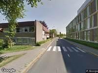 Ambulance naar Dr. Eijgenraamstraat in Tilburg