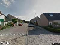 112 melding Ambulance naar Burgemeester Huijbrechtstraat in Bergambacht