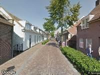 Ambulance naar Kerkstraat in Oisterwijk