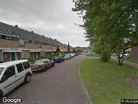 112 melding Ambulance naar Willem de Zwijgerstraat in Rozenburg