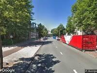 112 melding Besteld ambulance vervoer naar Vlaardingenlaan in Amsterdam