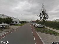 Brandweer naar Moezelhavenweg in Amsterdam
