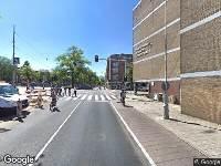Ambulance naar Hobbemakade in Amsterdam