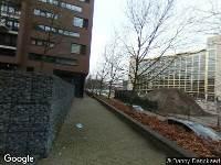 112 melding Ambulance naar Lichtstraat in Eindhoven