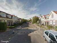 112 melding Ambulance naar Balistraat in Den Helder