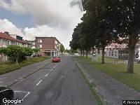 112 melding Ambulance naar Abdijstraat in Breda