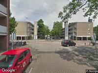 112 melding Besteld ambulance vervoer naar Dikninge in Amsterdam