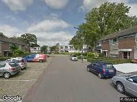 112 melding Ambulance naar Namenstraat in Breda