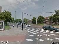 Ambulance naar Breeplein in Rotterdam