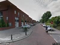 112 melding Brandweer naar Oud-Wulvenlaan in Utrecht vanwege gebouwbrand