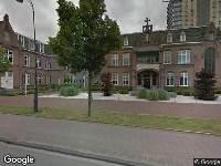 112 melding Ambulance naar Kamperlaan in Haarlem