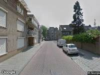 112 melding Besteld ambulance vervoer naar Cheviotstraat in Tilburg