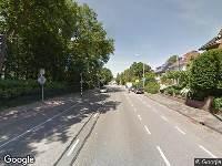 112 melding Brandweer naar Rijksstraatweg in Bennebroek