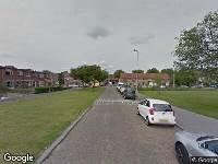 Brandweer naar C.D.Tuinenburgstraat in Rotterdam