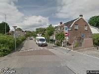 112 melding Politie naar Molenstraatje in Tiel vanwege aanrijding met letsel