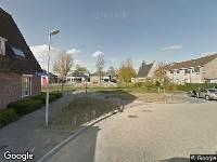 112 melding Ambulance naar Schoolstraat in Papendrecht